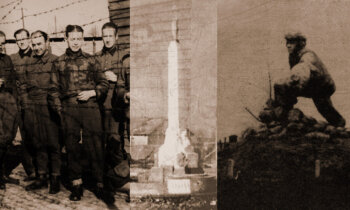 Pazudušais Brīvības piemineklis no māliem un DDT – Zedelgemas gūstekņu stāsts