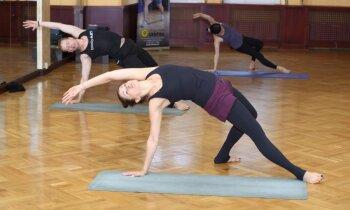 Vingrot kā kungfu pandām? 'bodyART' treniņu raunds – ieraksts Nr. 5