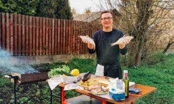 Atklājam vimbu grilēšanas sezonu: kā 'copēt', ķidāt un gatavot