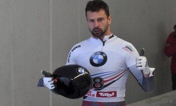 Martins Dukurs devīto reizi kļūst par Eiropas čempionu un izcīna 50. uzvaru Pasaules kausā