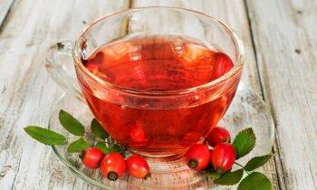 Pašlaik vācamās ārstnieciskās tējas organisma spēcināšanai saaukstēšanās sezonā