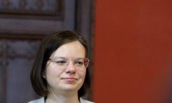 Par Levita padomnieci piekritusi kļūt Vīķes-Freibergas kancelejā strādājusī Rozenberga