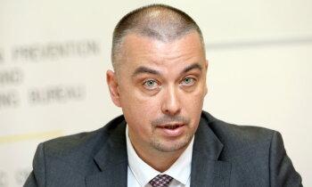 Пусть наверху боятся! Глава KNAB про дела Rīgas satiksme, Кайминьша и партийные деньги