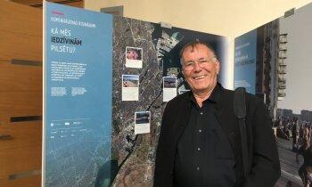 Транспортная революция? Автор Копенгагена Ян Гейл превратит Ригу в скандинавскую столицу