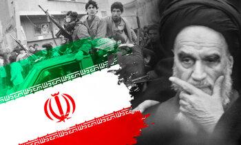 Revolūcijai 40: Kā Irāna sarāva 'ASV važas' un centās rast garīgumu