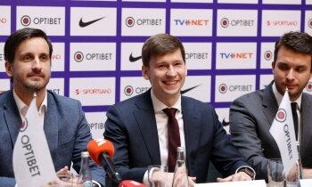 Futbola virslīgas blefs vai joks? Lietuvā un Igaunijā pirmā dzirdēšana par ideju spēlēt pie kaimiņiem