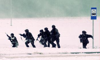 Infografika: Kā gadu laikā audzis NATO dalībvalstu militārais budžets