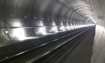 Tuneļa 'Tallina-Helsinki' projekta virzītāji aplēsuši izmaksas un pabeigšanas laiku