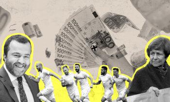 Aizdomīgu naudu un izvairīšanos no nodokļiem biedrībās mazinās, daļai liekot pārreģistrēties par SIA