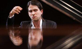 Klasiskā mūzika uzvarēs vienmēr. Saruna ar talantīgo pianistu Georgiju Osokinu