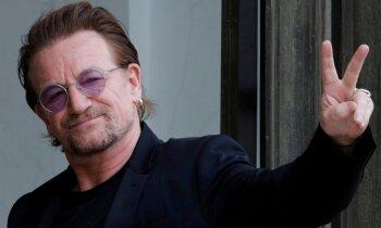 Bez viņa šis laikmets būtu citāds. Rokmūzikas sludinātājam Bono – 60