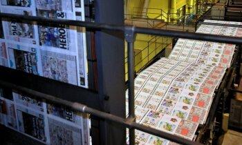Avīzes cīnās par izdzīvošanu – pēdējā gada ievērojamākie pasaules mediju tirgus darījumi