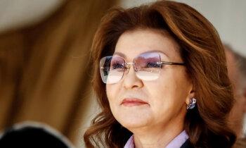 Viļņošanās Kazahstānā: Nazarbajeva ietekmīgā meita negaidīti zaudē amatu