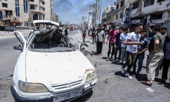Izraēla Gazā iznīcinājusi 100 kilometrus tuneļu; nogalināts 'Islāma džihāda' komandieris
