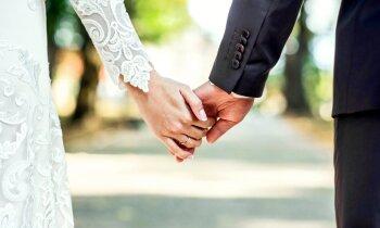 Laulību ceremonijas valstī notiek un turpinās notikt