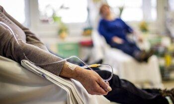 'Spried ar Delfi' par krīzi vēža ārstēšanā. Pilns ieraksts