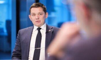 'KPV LV' deputāti raudzīs prezidenta amatam izvēlēties starp Jansonu, Butkēviču un Levitu