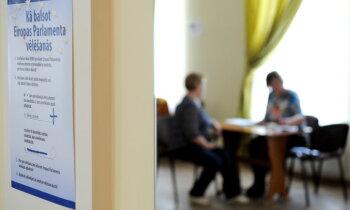Rīgā apstiprina Eiroparlamenta vēlēšanu iecirkņu sarakstu