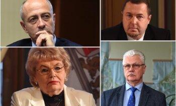 Rīgas domes opozīcija meklēs savu vicemēra kandidātu; GKR četri pretendenti