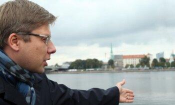 Ušakovs negrasās atkāpties no Rīgas mēra amata