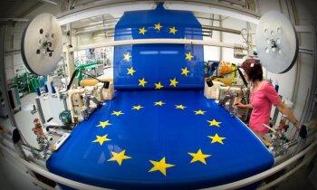 ES jauno daudzgadu budžetu cer aizlāpīt ar jauniem nodokļiem