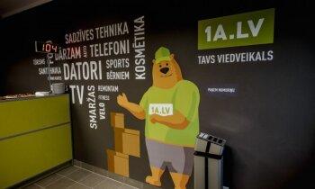 'Kesko Senukai' nopērk vietējā kapitāla internetveikalu '1A'