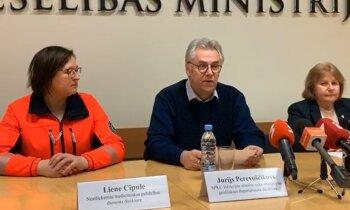 Video: Otrā ar 'Covid-19' saslimusī Latvijā atgriezusies no Itālijas kūrorta