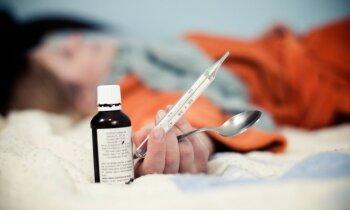 Gripas sezonas sākums: reģistrēts pirmais saslimušais, arvien vairāk potējas