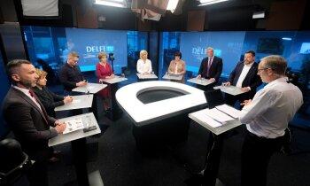 'Par ko balsot Eiropā?' – debatēs atbild vēlēšanu sarakstu līderi. Pilns ieraksts