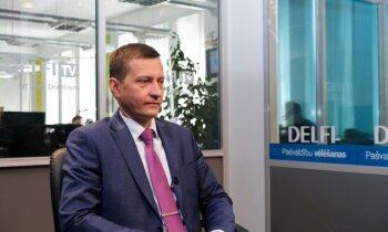 Арманд Краузе на Delfi TV: о