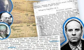 'Maisi vaļā': Vai Baltijas hartu pret PSRS okupāciju no Latvijas puses parakstīja arī čekas aģenti?