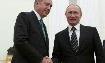 Ankaras 'putinizācija' apdraud Eiropas Savienību, brīdina EP ziņotāja par Turciju