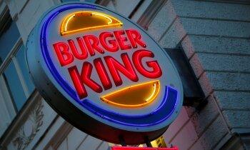 Ātrās ēdināšanas ķēde 'Burger King' ienāk Baltijā