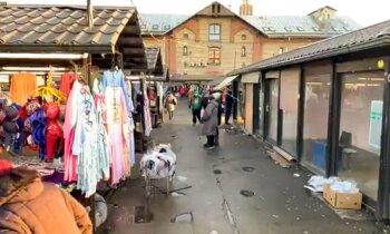 Video: Ēras gals Centrāltirgū – sākusies tirgotāju 'lielā migrācija'