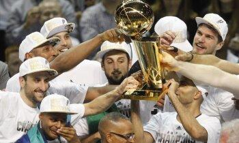 NBA sezona pirmo reizi pēdējo 10 gadu laikā sākas bez latviešiem
