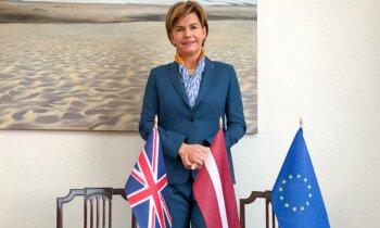 Latiņa ir augsta: Latvijas vēstniece Apvienotajā Karalistē par jauno amatu NATO