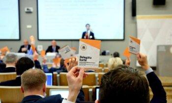 Neskaidrība par LFF ārkārtas kongresā iekļautajiem papildus jautājumiem