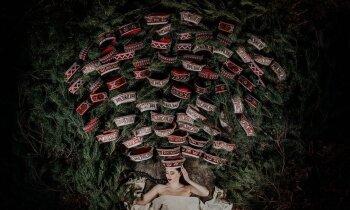 Foto: TDA 'Dancis' izdod ikgadējo kalendāru ar neparastām fotogrāfijām