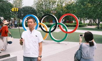 Kārlis Dambrāns: Japāna caur olimpiskā autobusa logu