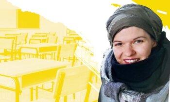 Iesaistīties 'misijā', lai izglītotu bērnus: uzņēmīgā Līga, kura māca mīlēt valodu