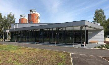 'Lidl' startē – pirmais veikals Rīgā jau uzbūvēts