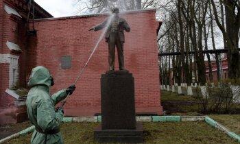 'Uz viņa sirdsapziņas ir asiņu upes': PSRS radītājam Ļeņinam 150