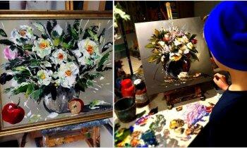 Vai viegli būt apdāvinātam? 10 gadus vecais Marats pārsteidz tūkstošiem mākslas cienītāju