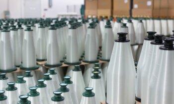 Bizness reģionos: 'Valmieras stikla šķiedrā' krāsnis darbojas bez apstājas