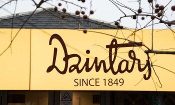 'Dzintara' krahs: uzņēmums pārtraucis ražošanu un produkcijas piegādi veikaliem