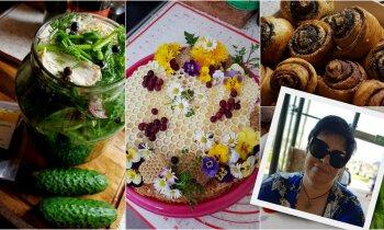 Virtuves sarunas: Godāt latviešu tradicionālos ēdienus – Līga Druka-Smalkā