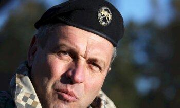 Par jauno Nacionālo bruņoto spēku komandieri virza Leonīdu Kalniņu