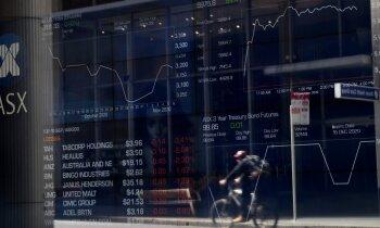 Tehniska kļūme aizver Austrālijas fondu biržu