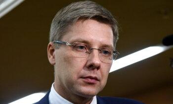 Pirmdienas pēcpusdienā Rīgas dome lems par Ušakova atlaišanu