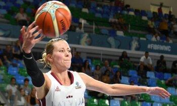 Pasaules kauss basketbolā sievietēm: Latvija - Senegāla. Teksta tiešraide
